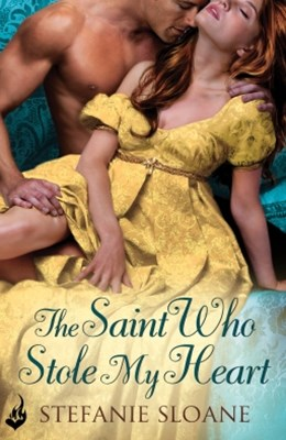 (ebook) The Saint Who Stole My Heart: Regency Rogues Book 4 (Eternal Romance)
