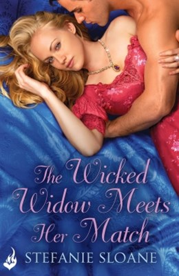 (ebook) The Wicked Widow Meets Her Match: Regency Rogues Book 6