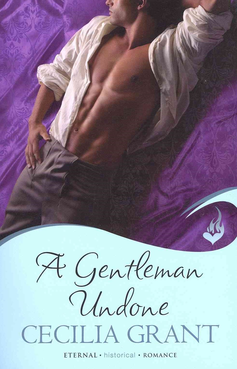 A Gentleman Undone: Blackshear Family Book 2