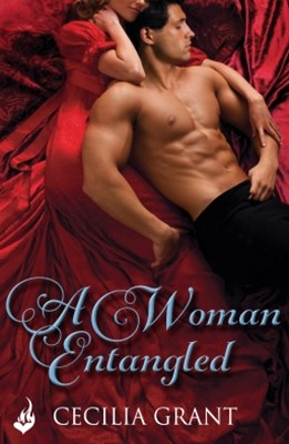 (ebook) A Woman Entangled: Blackshear Family Book 3