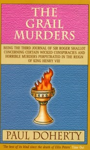 (ebook) The Grail Murders - Historical fiction