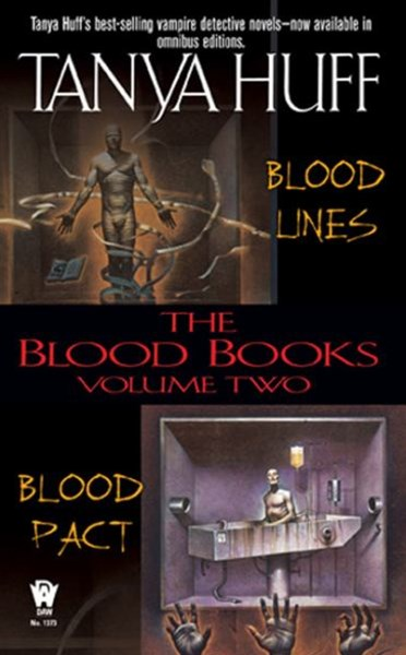 The Blood Books