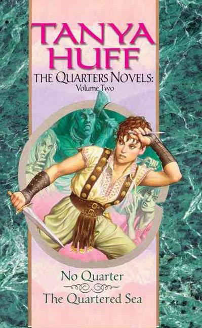 The Quarters Novels: Volume Two: No Quarter, The Quartered Sea