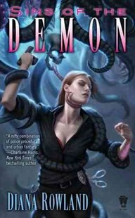 Sins of the Demon by Diana Rowland (9780756407056) - PaperBack - Crime Mystery & Thriller