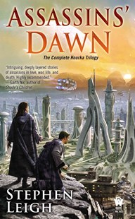 Assassins' Dawn by Stephen Leigh (9780756408466) - PaperBack - Adventure Fiction Modern