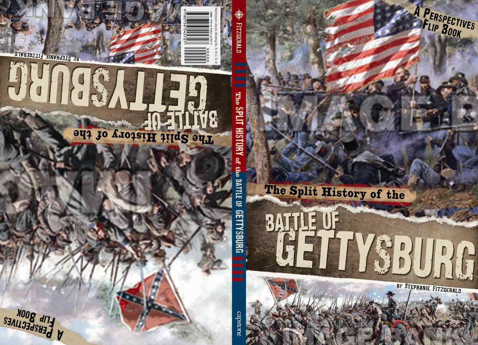 Split History of the Battle of Gettysburg