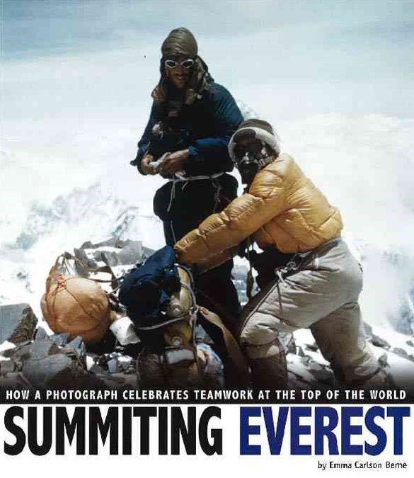Summiting Everest