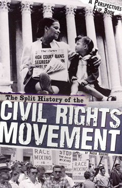 Split History of the Civil Rights Movement: A Perspectives Flip Book