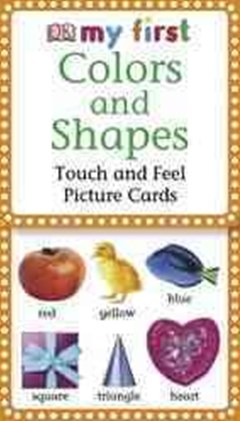 Colors and Shapes Touch and Feel Picture Cards