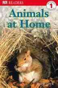 Animals at Home, Level 1