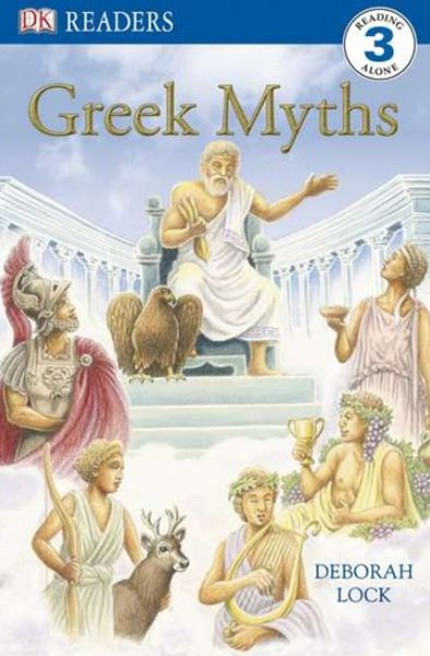 Greek Myths, Level 3