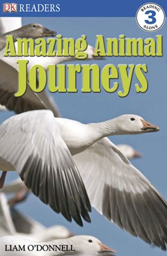 Amazing Animal Journeys, Level 3