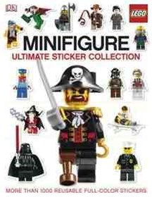 LEGO® Minifigure: Ultimate Sticker Collection