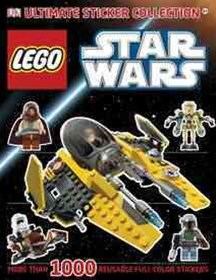 Lego Star Wars: Ultimate Sticker Collection