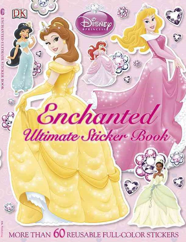 Disney: Princess Enchanted: Ultimate Sticker Book