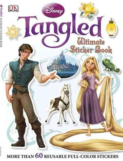 Disney Tangled: Ultimate Sticker Book