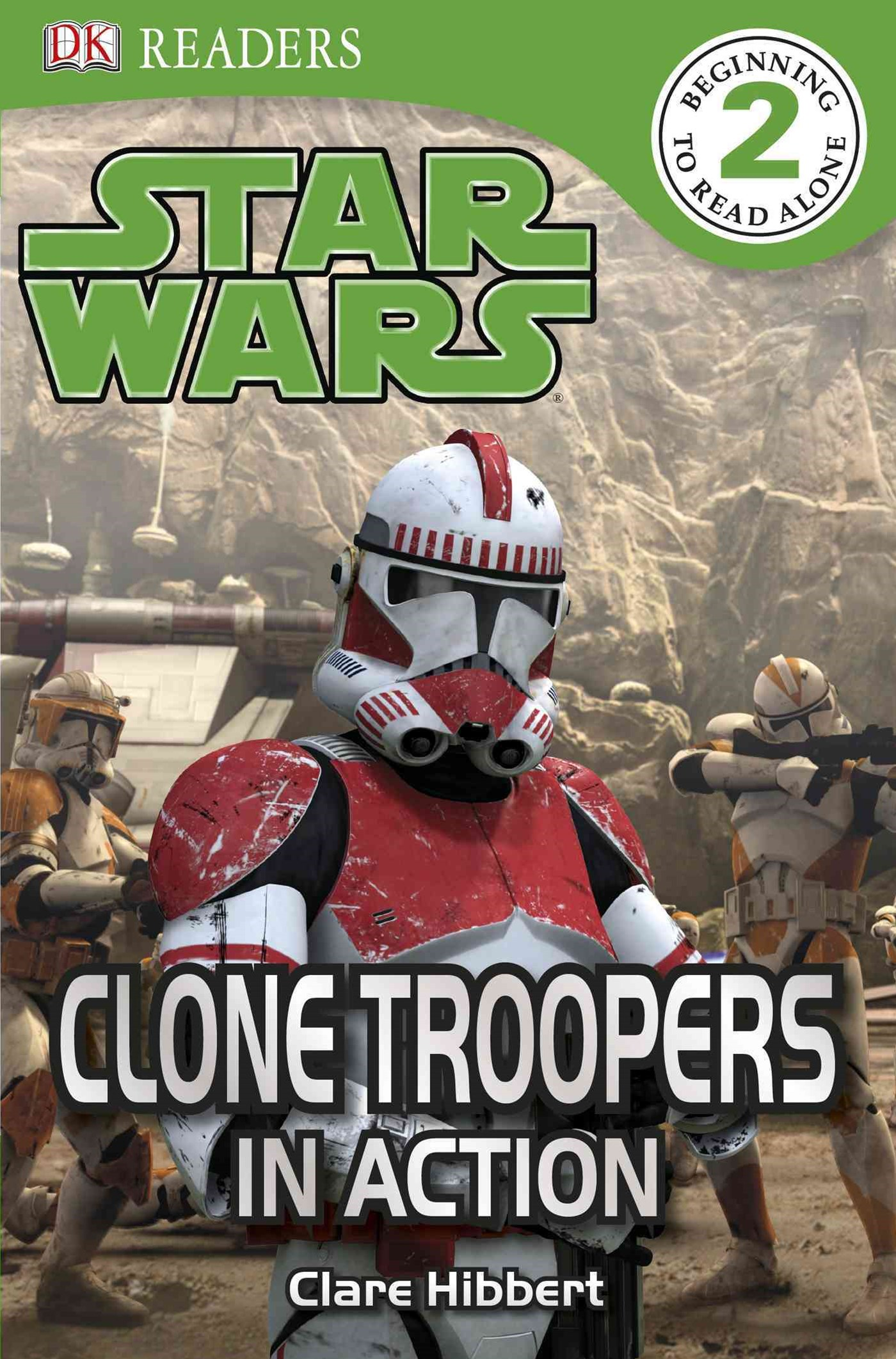 Clone Troopers in Action