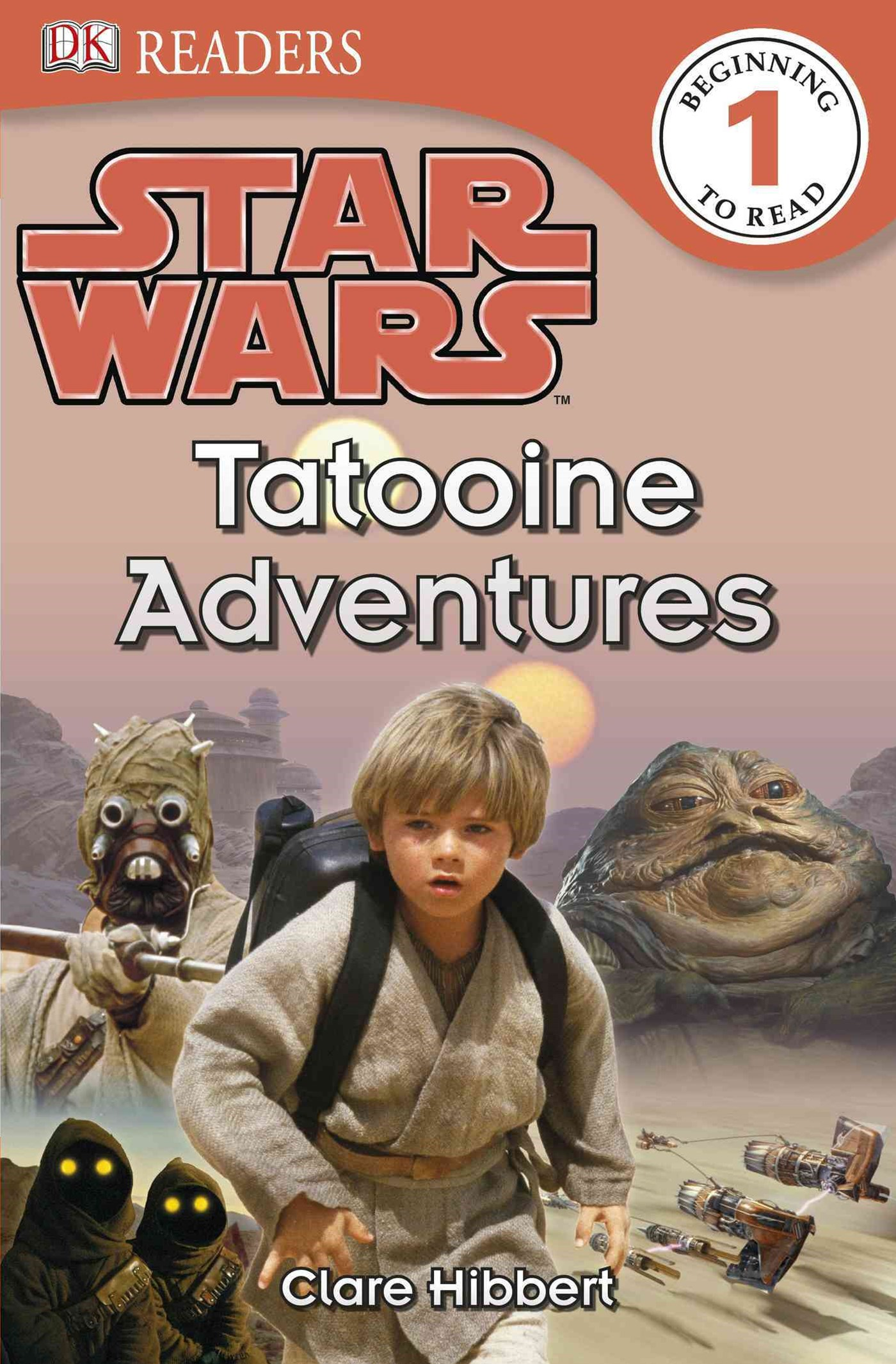 Tatooine Adventures, Level 1
