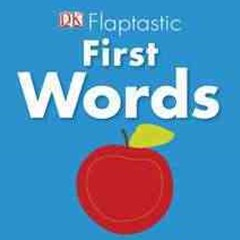 Flaptastic - First Words