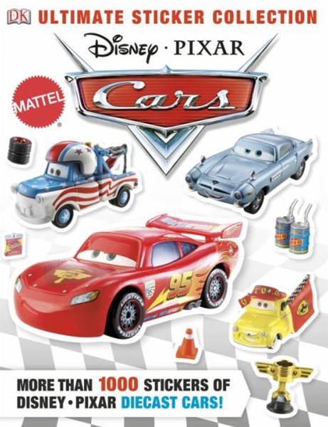 Disney Cars: Ultimate Sticker Collection