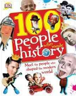 100 People Who Made History by Ben Gilliland, Philip Parker, Ben Gilliland (9780756690038) - HardCover - Non-Fiction Biography