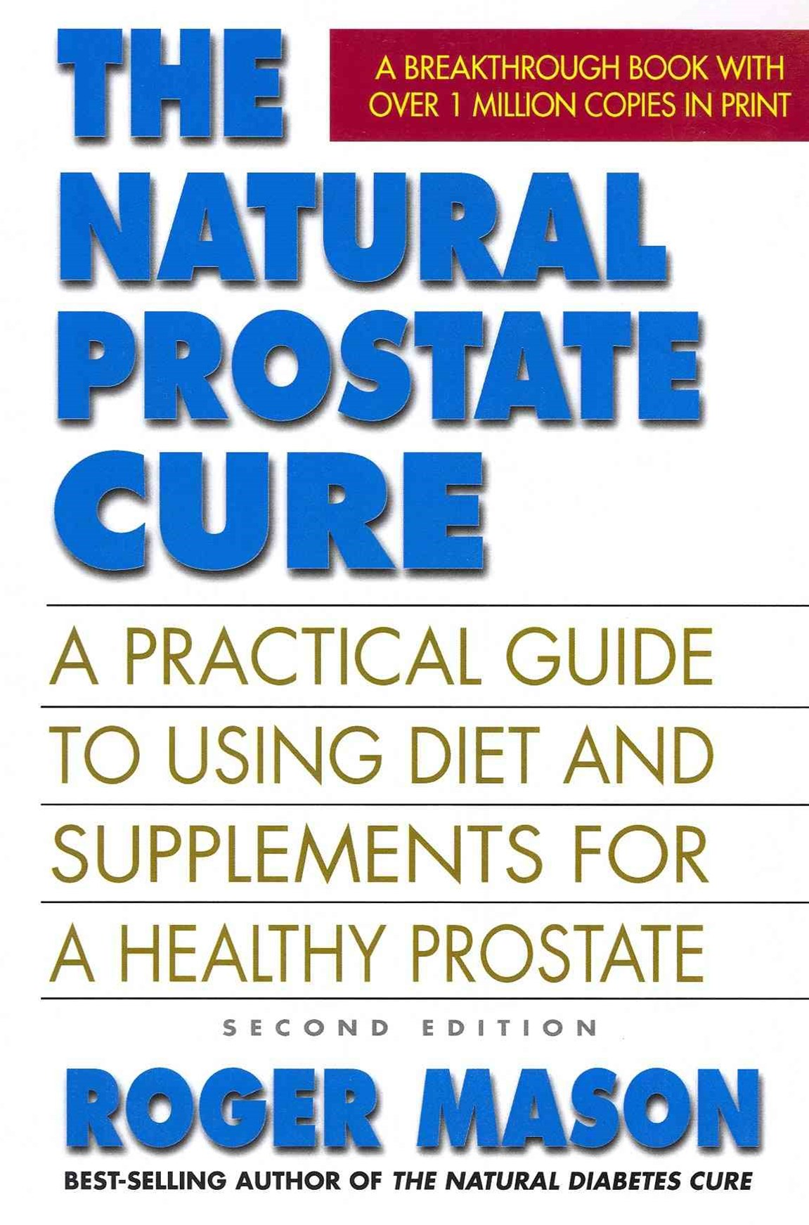 The Natural Prostate Cure, New Edition
