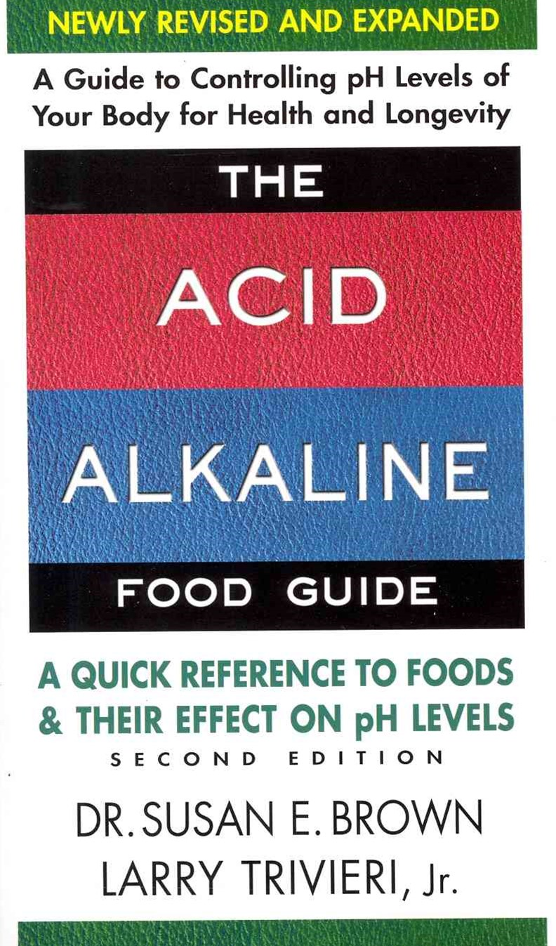 Acid Alkaline Food Guide