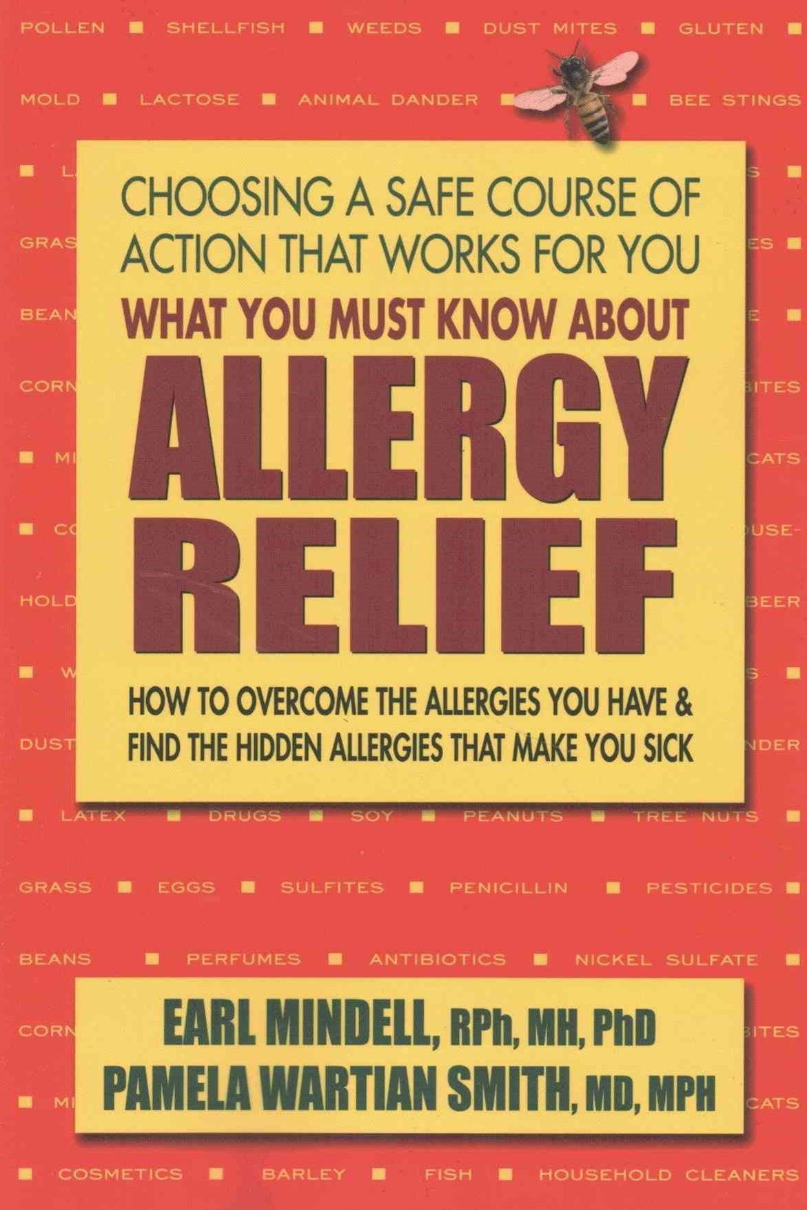 What You Must Know About Allergy Relief