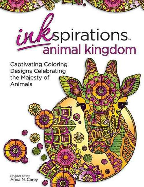 Inkspirations Animal Kingdom