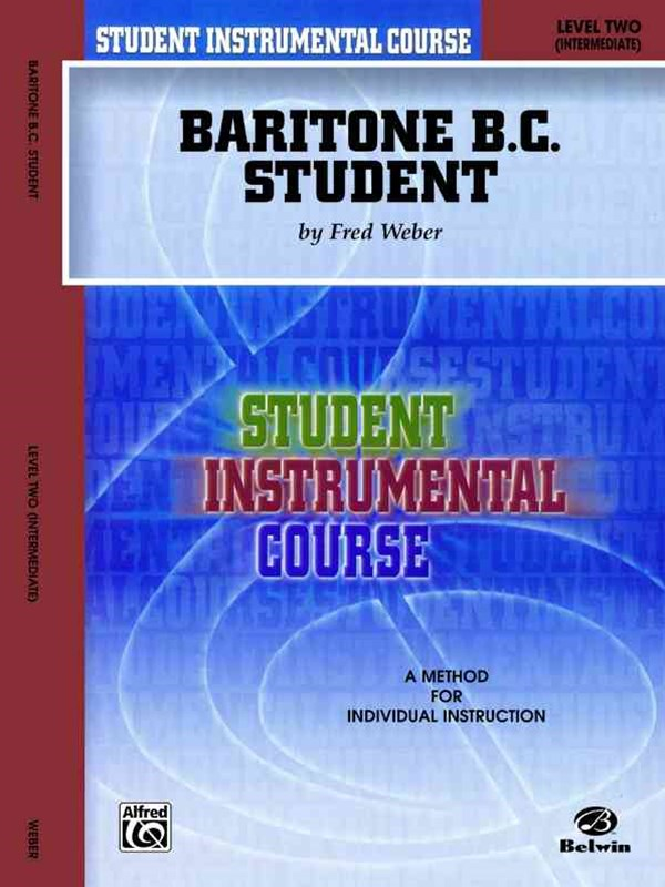 Student Instrumental Course Baritone (B. C. ) Student