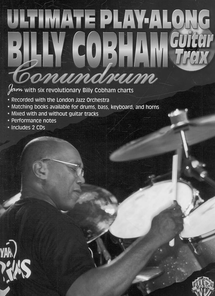 Cobham, Billy Conundrum Guitar Trax