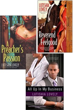 (ebook) Lutishia Lovely: All Up In My Business Bundle with A Preacher