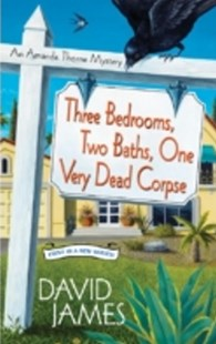 (ebook) Three Bedrooms, Two Baths, One Very Dead Corpse - Crime Mystery & Thriller