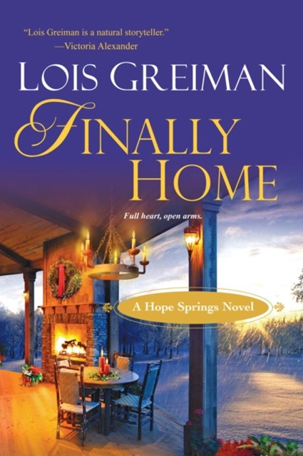 (ebook) Finally Home