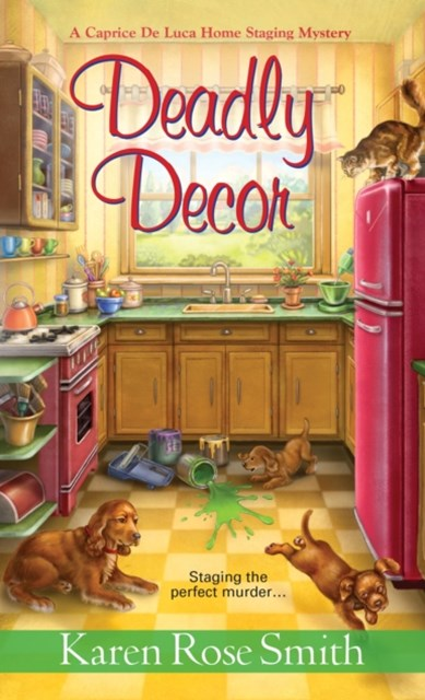 (ebook) Deadly Decor