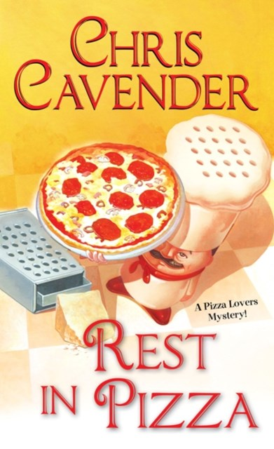 (ebook) Rest in Pizza