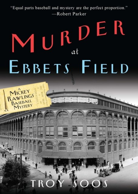 (ebook) Murder at Ebbets Field