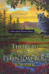 (ebook) Thoreau in Phantom Bog - Crime Mystery & Thriller