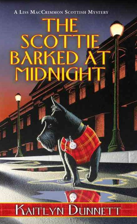 The Scottie Barked at Midnight