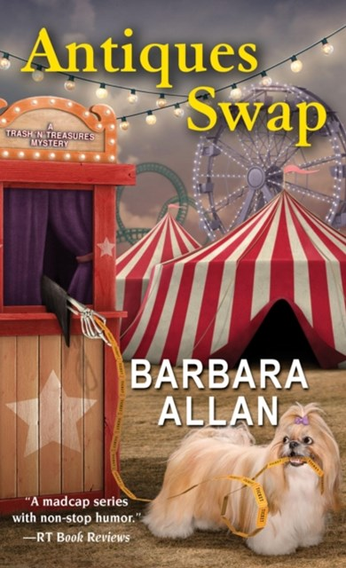 (ebook) Antiques Swap