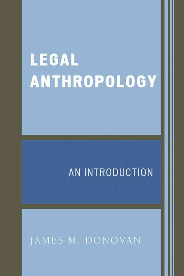 Legal Anthropology