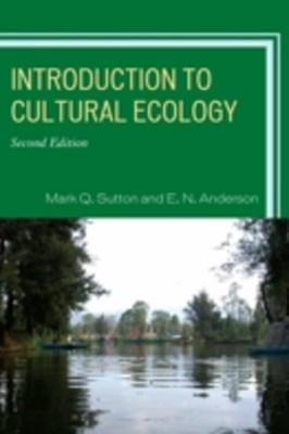 Introduction to Cultural Ecology