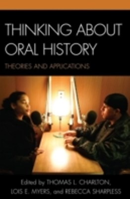 (ebook) Thinking about Oral History