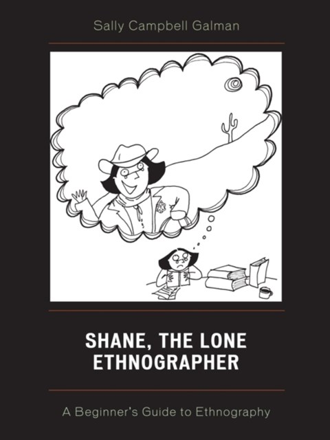 (ebook) Shane, The Lone Ethnographer
