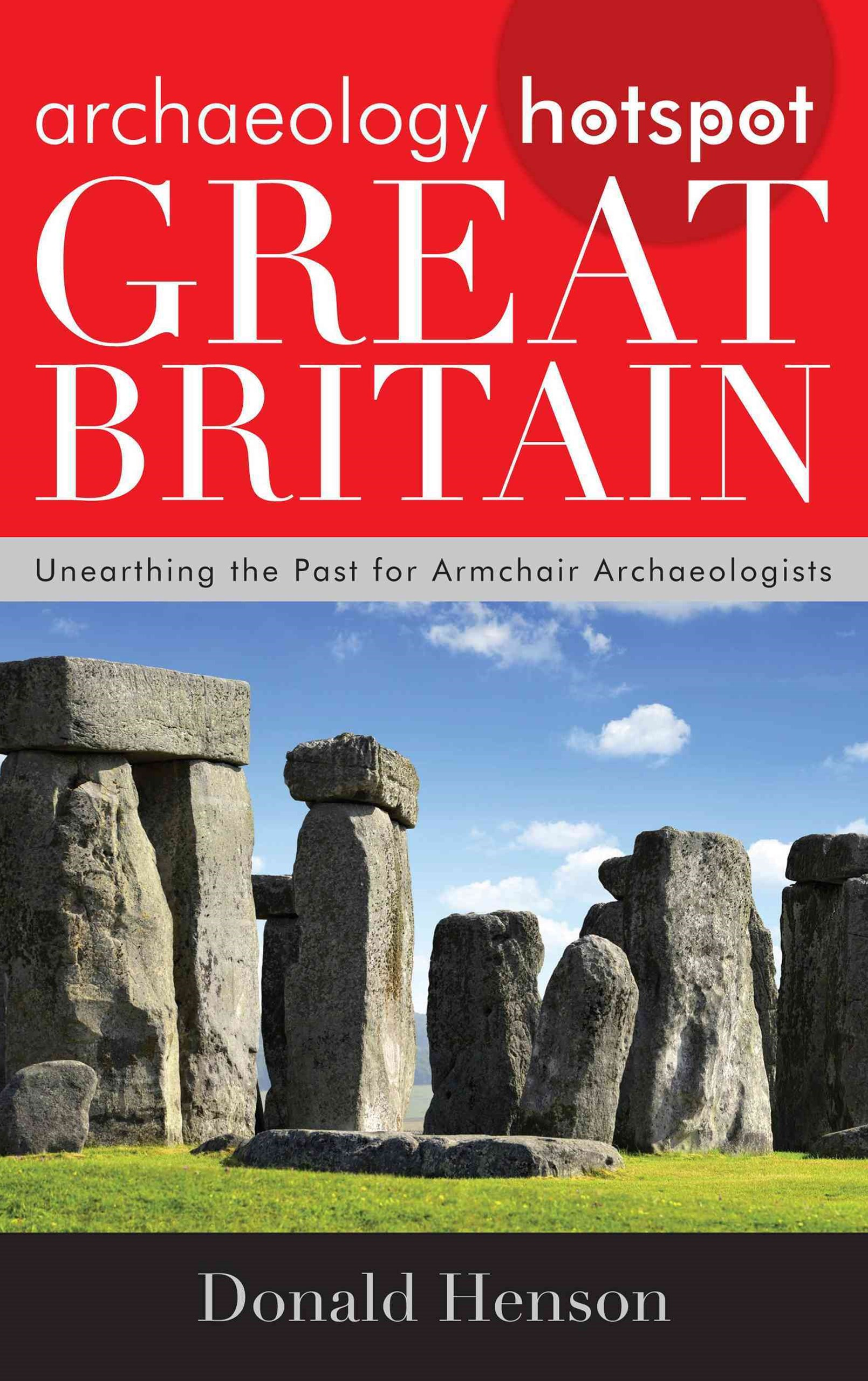 Archaeology Hotspot Great Britain