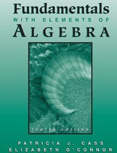 Fundamentals of Elements Algebra