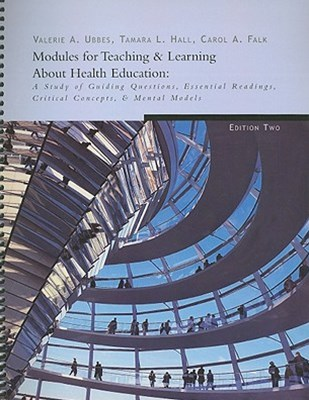 Modules for Teaching and Learning about Health Education