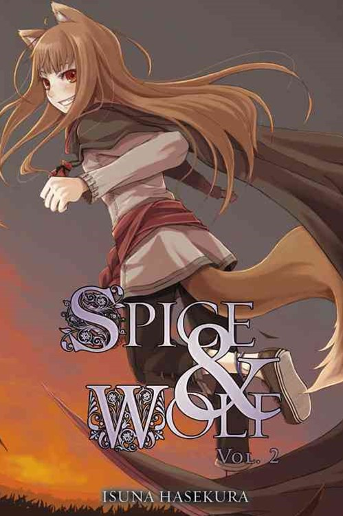 Spice and Wolf: Novel