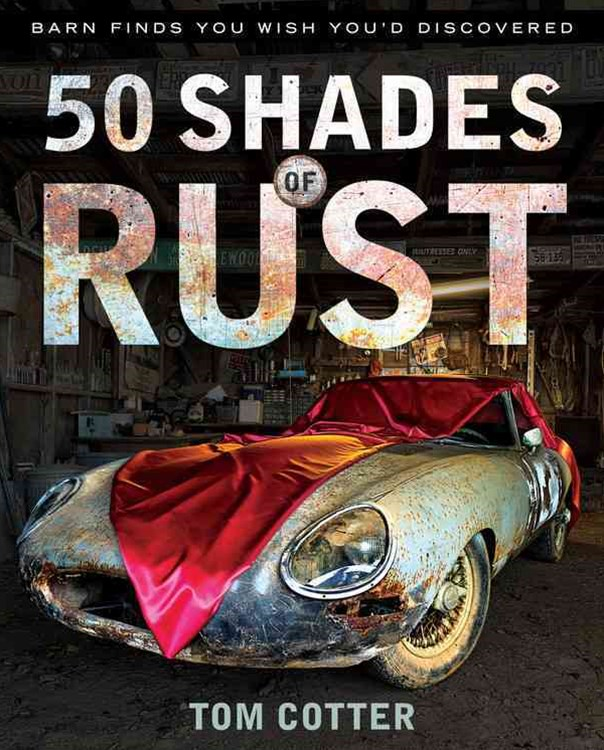 50 Shades of Rust