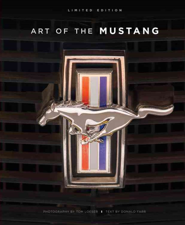 The Art of the Mustang - Limited Edition